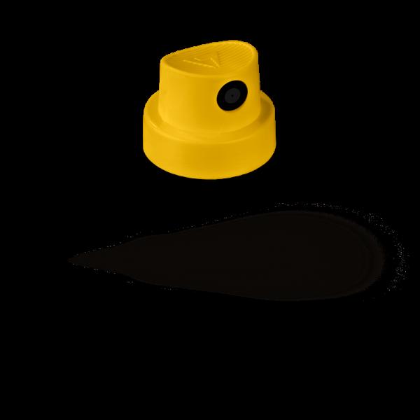FAT CAP | Yellow | gelb/schwarz-Image
