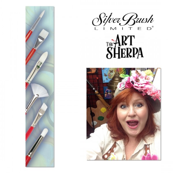 The Art Sherpa   Open Stock-Image