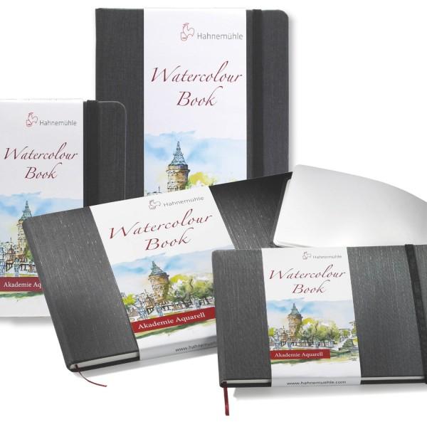Watercolour Book | Skizzenbuch