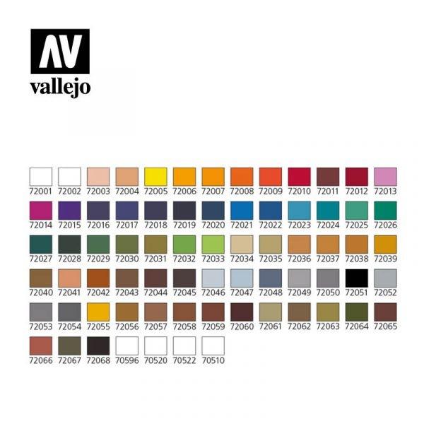 Game Color Koffer | Vallejo