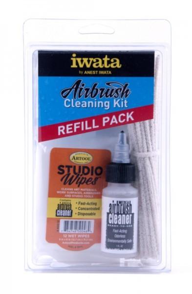 Iwata | Airbrush Reinigungskit Refill-Image