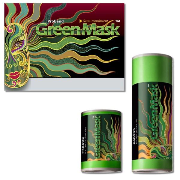 Green Mask   FBS Maskierfilm