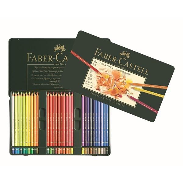 FaberCastell | Polychromos | 60er Set-Image
