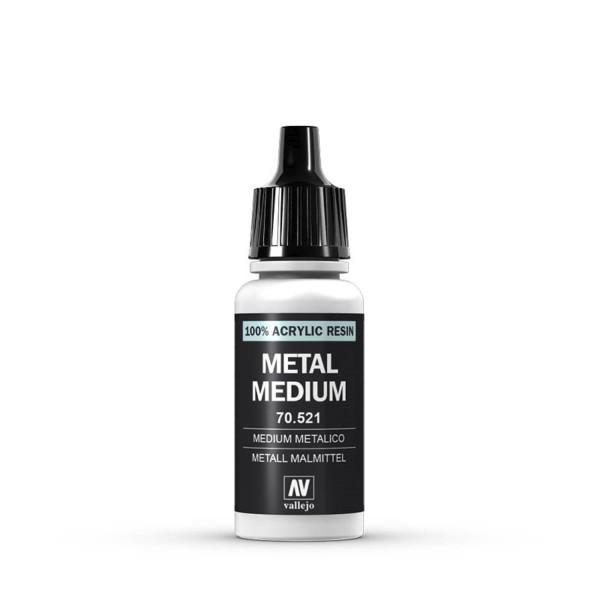 Metall Medium | Vallejo