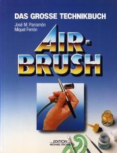 Das große Technikbuch Airbrush-Image