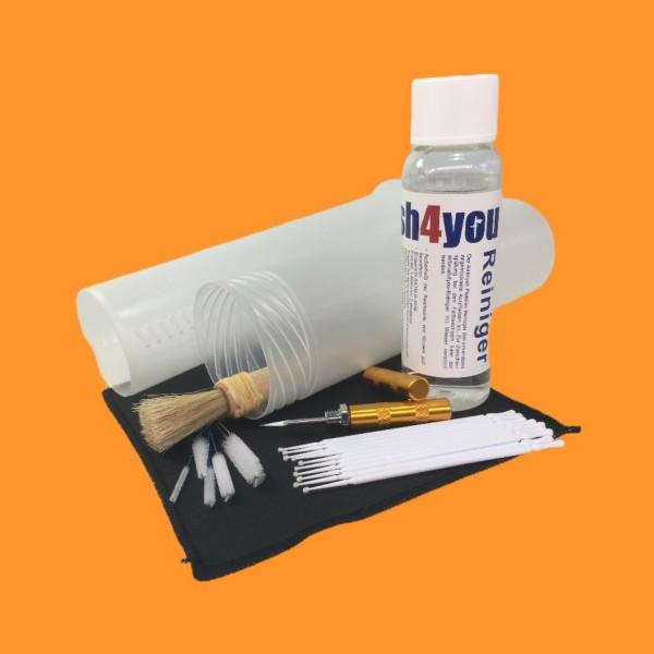 Airbrush Reinigungs Set in der Tube