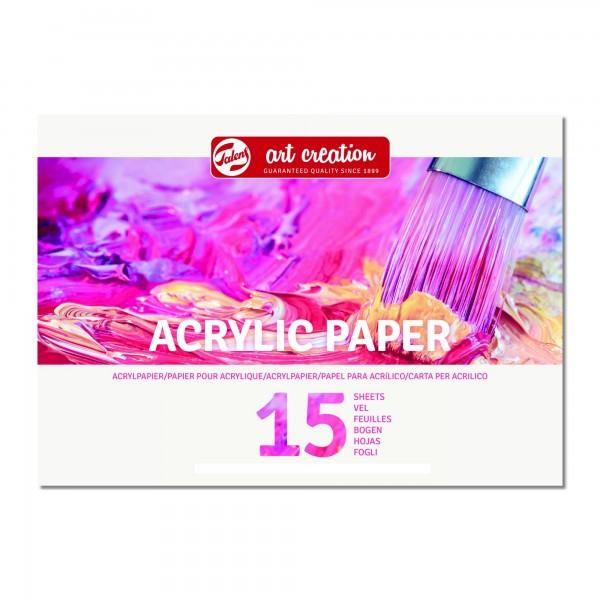 Acrylpapier Art Creation