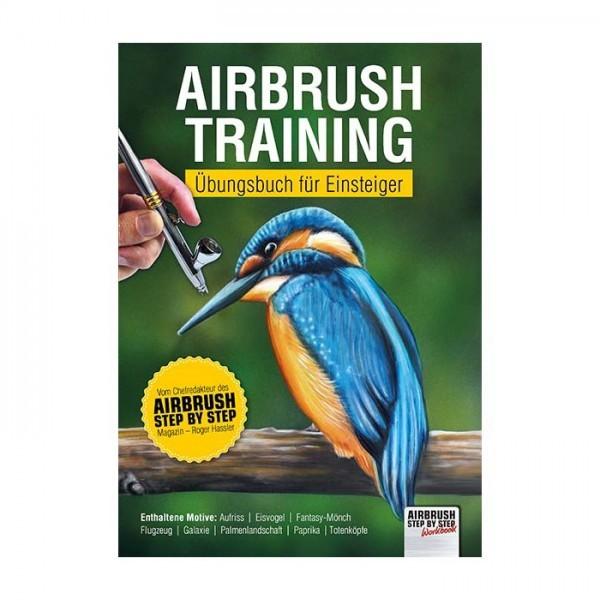 Airbrush Training | Übungsbuch für Einsteiger-Image