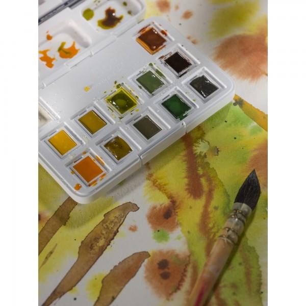 """van Gogh"" Aquarelle | Natur Töne | Pocket Box"