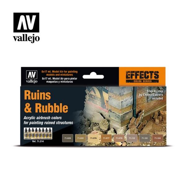 Ruins & Rubble | Vallejo