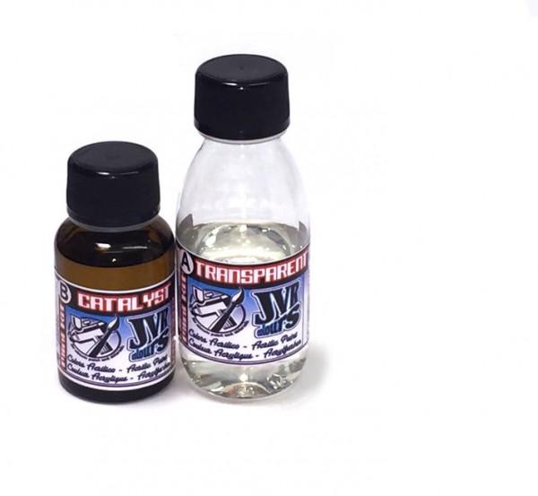 JVR Refinish | Clear Coat