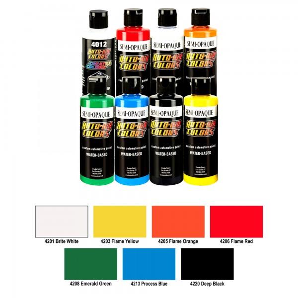 Auto Air | Semi Opaque Set