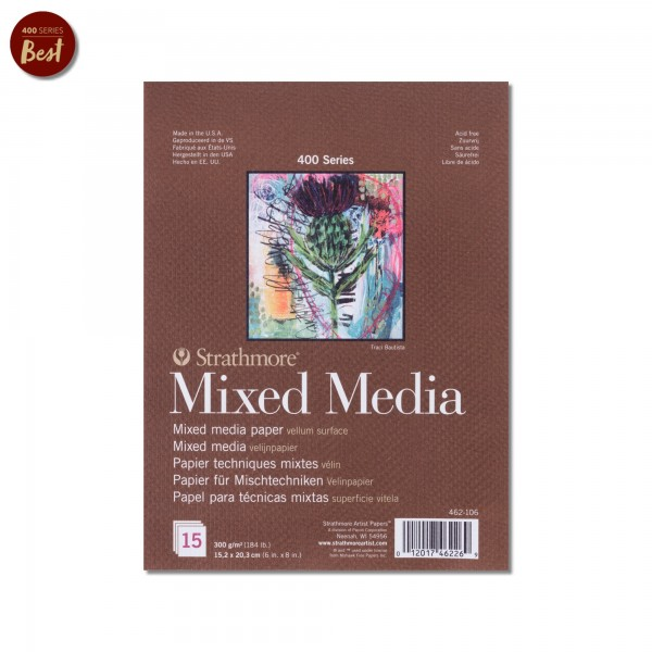 Mix Media Artist Paper 400 | Strathmore