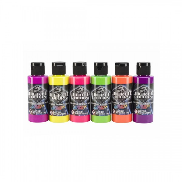 Fluorescent Set | Wicked Colors