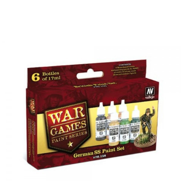 Wargames Serie | German SS Set***