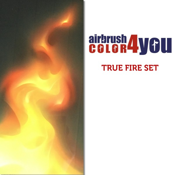 TRUE Flames   AirbrushColor4you