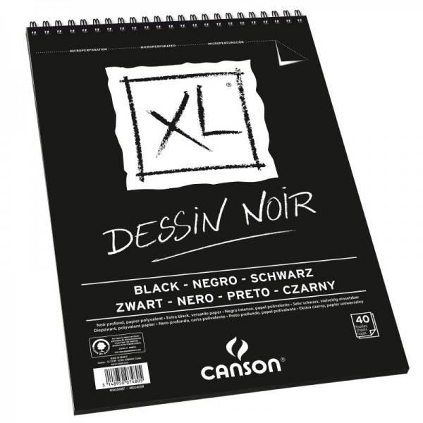 Canson   XL Black-Image
