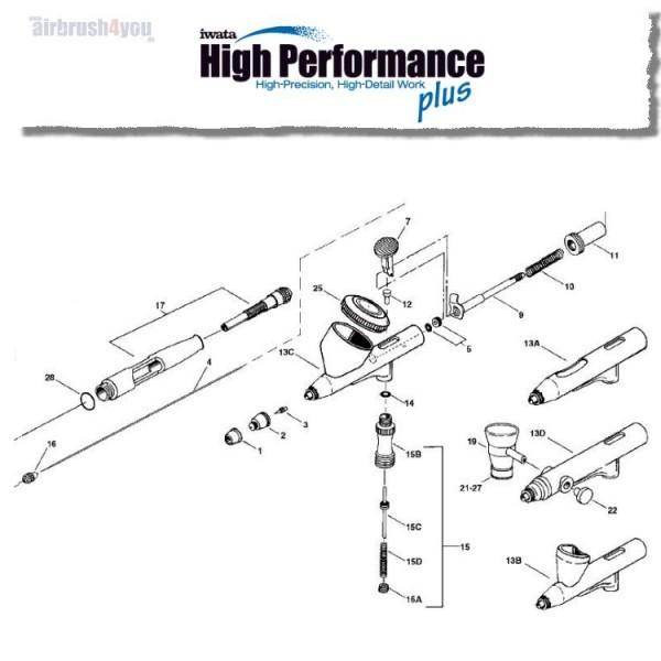 #2 | Düsenkappe | High Performance-Image
