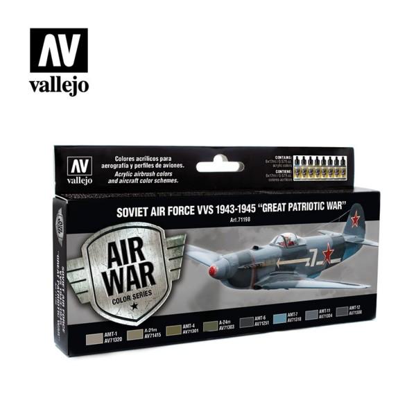 "Air War | Soviet Air Force VVS 1943 to 1945 ""Great Patriot War"""