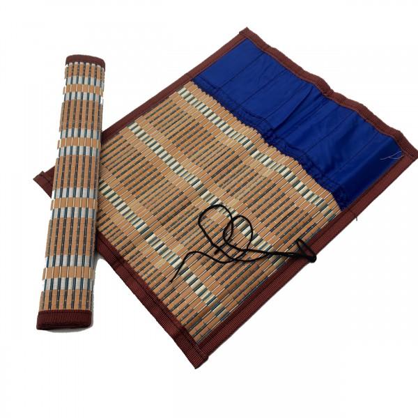 Pinselmatte aus Bambus