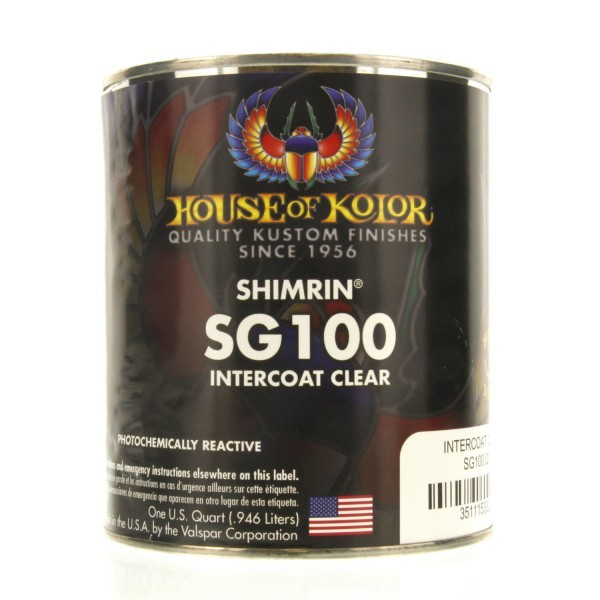 SG100 Intercoat Clear | House of Kolor-Image