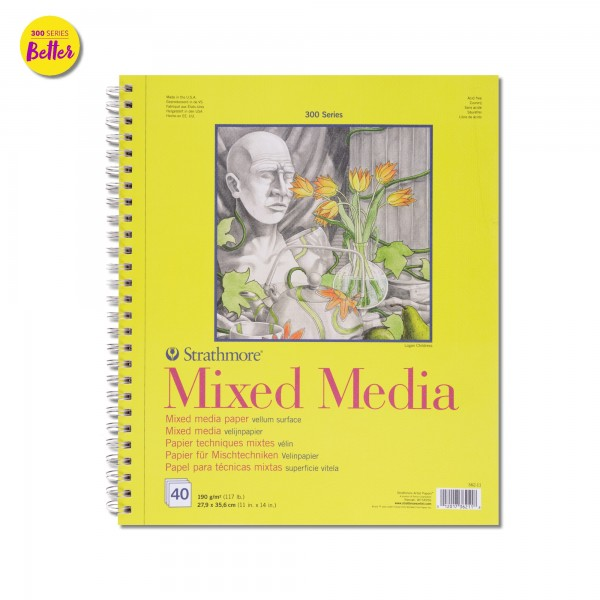 Mix Media Artist Paper 300 | Strathmore