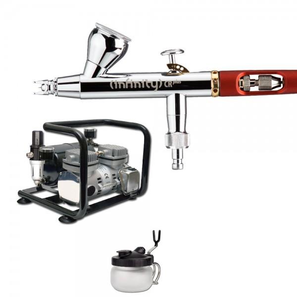 INFINITY | Luftpinsel Premium Set