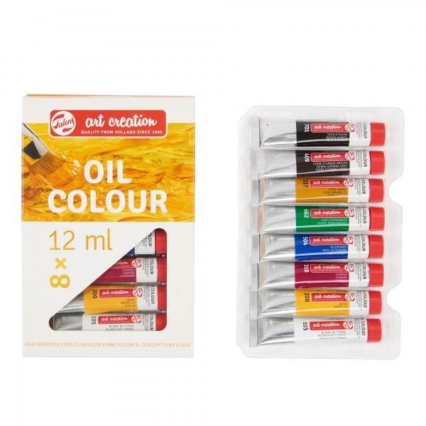 ÖlfarbenSet ArtCreation | 8x 12ml