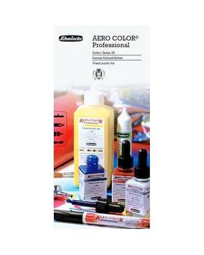 Aero Color | Farbkarte | gedruckt-Image
