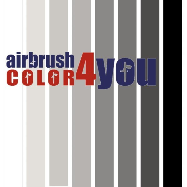 GRIS GRY Set | AirbrushColor4you