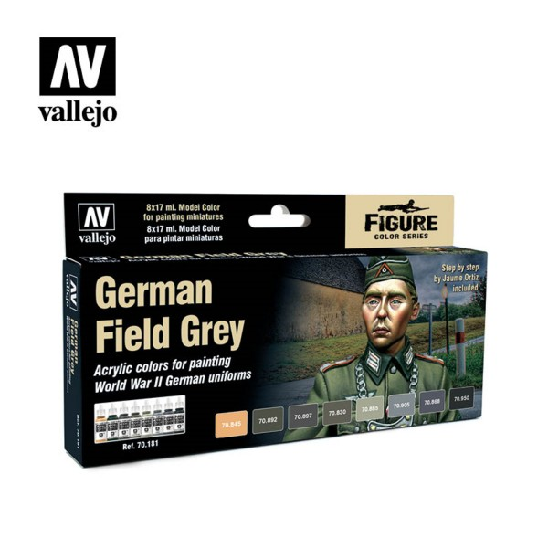 German Field | Vallejo