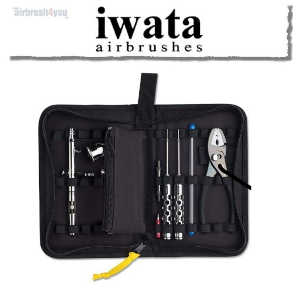 Iwata | Airbrush Reparatur Set-Image