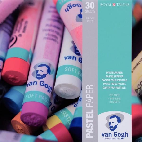 Pastellpapier 160gr / 30Bl. | Van Gogh Papiere