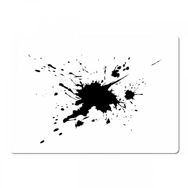 Splash #2 | Effekt & Textur Airbrush Schablone ca. A5