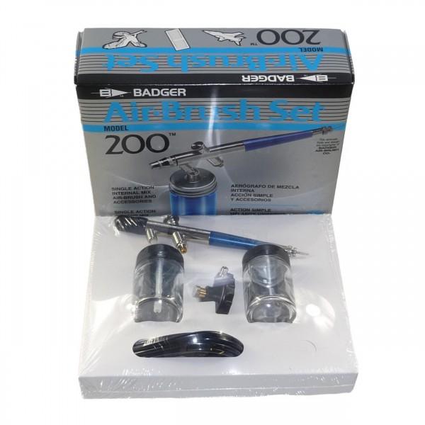 Badger Airbrush 200 NH | Saugsystem | Single Action