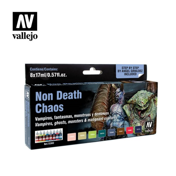 Farbset | Non Death Chaos