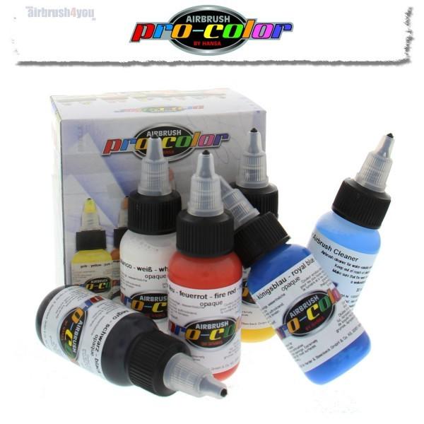 Pro Color | Farb Set | Test-Image