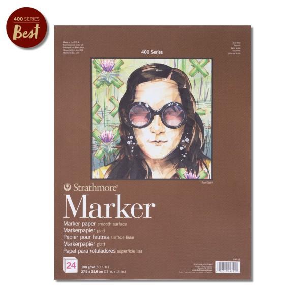 Markerpapier Artist Paper 400 | Strathmore