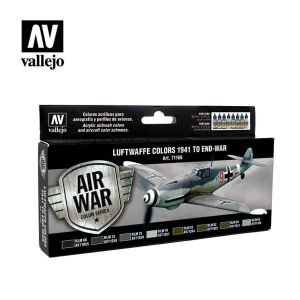 Air War   Luftwaffe 1941 to end-war