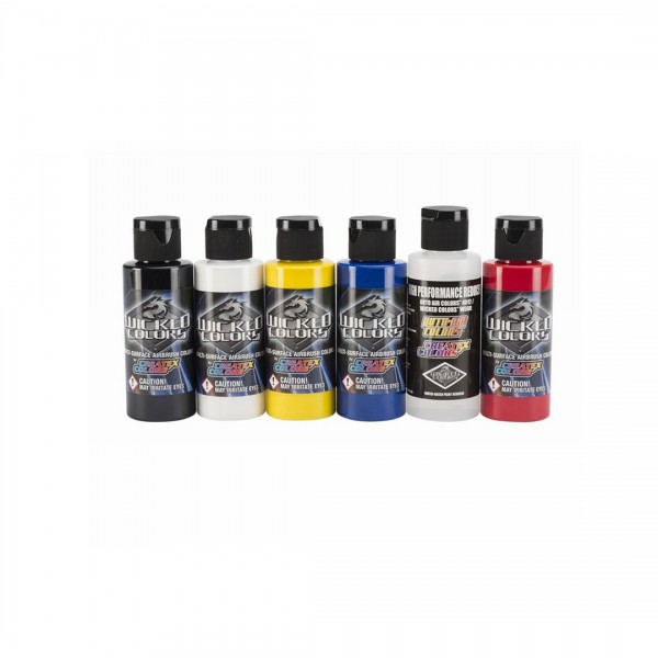 Primary Set | Wicked Colors