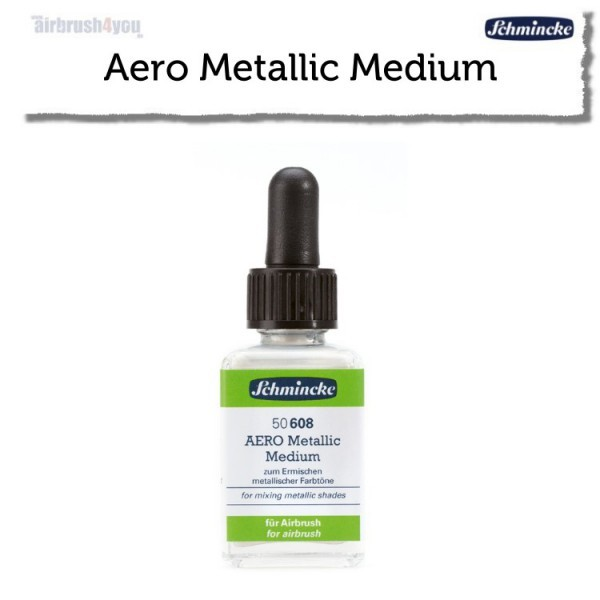 Schmincke | AERO Metallic Medium-Image