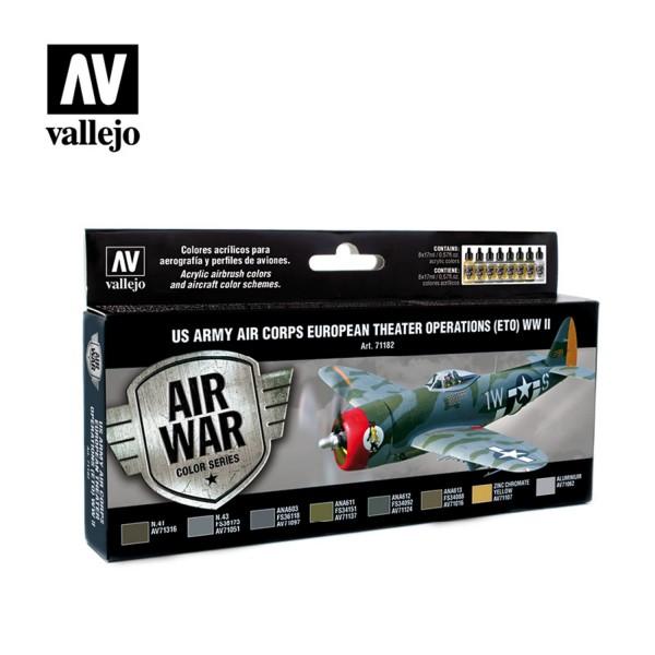 Air War | US Army Air Corps (ETO) WWII
