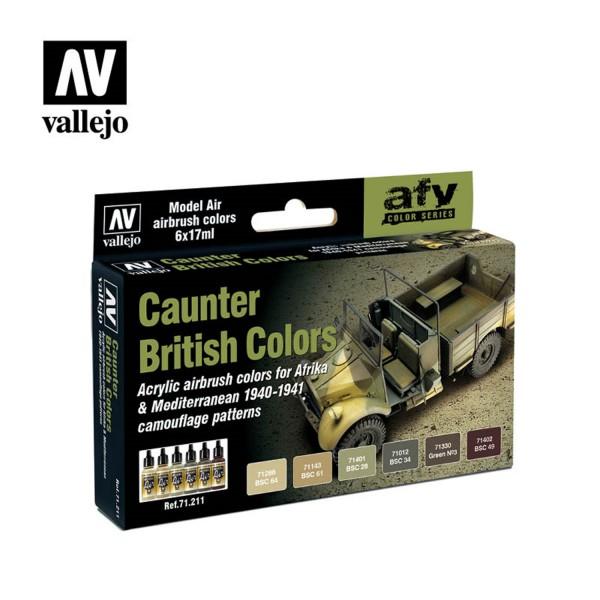 AFV Color | British Counter Color