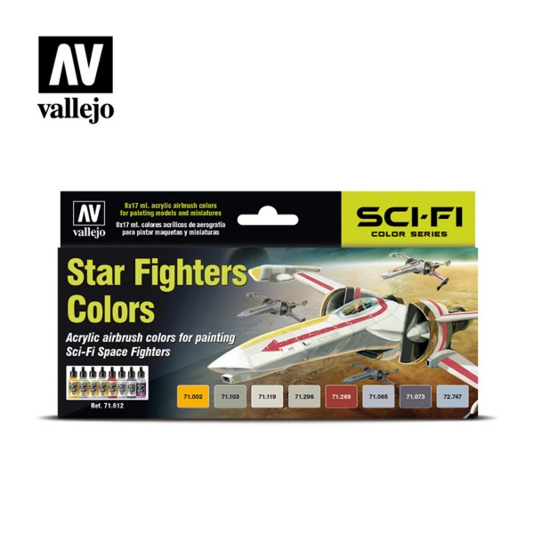 Star Fighter | Vallejo