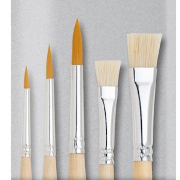 Hobbypinsel Set | A135