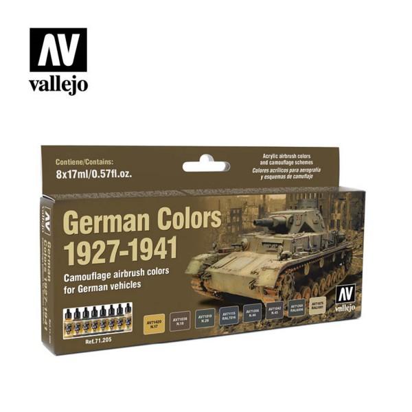 AFV Color | German Colors 1927-1941