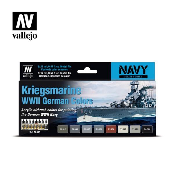Kriegsmarine | Vallejo