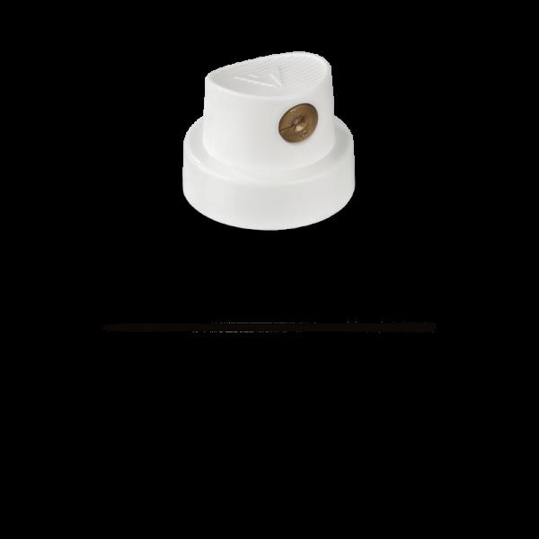 CAP | SuperSkinny | weiß/gold-Image