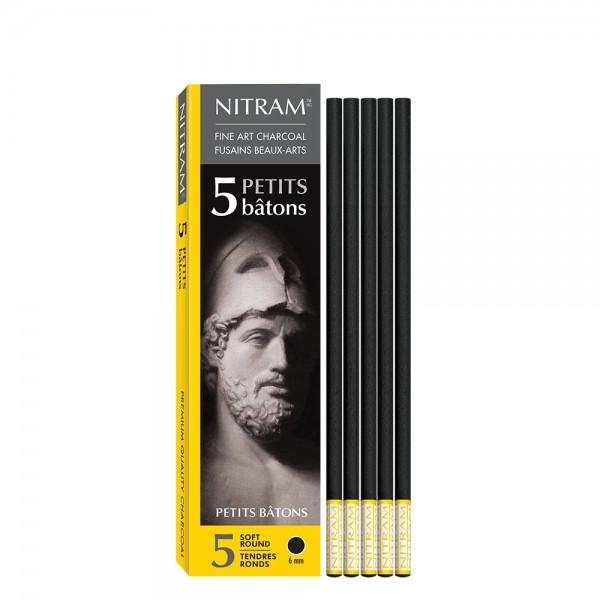 Batons | Nitram Charcoal