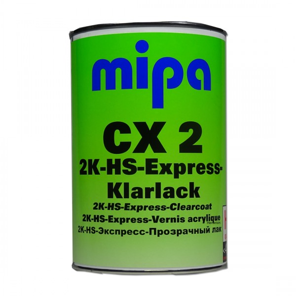 CX2 | mipa Klarlack-Image
